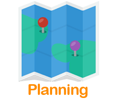 create a plan for marketing your web site